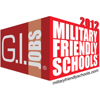 2010 Military Friendly School