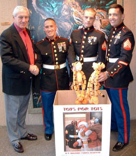 Academy Accepting Donations for U.S. Marine Corps Reserve ...
