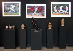 Asama Baseball Exhibit