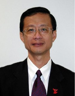 Dr. Teh Kong Chuan, a graduate of the United States Sports Academy