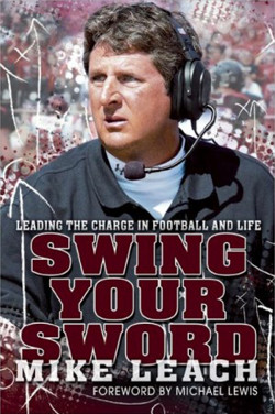 Mike Leach book cover