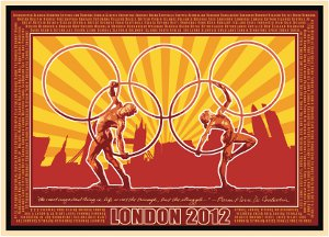 'Olympic Spirit' by Edward Eyth