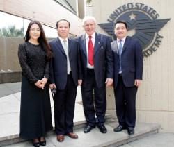 Henan University Visitors