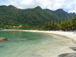 Malaysia beach view